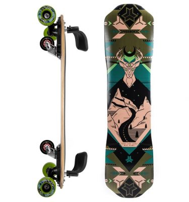 FREEBORD THE MOUNTAINEER MAPLE COMPLETE Greengos Boros