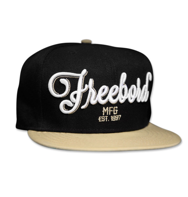 Freebord Apparel Hats & Caps Sand Colour