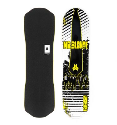 Freebord Maple Decks_MR Blonde