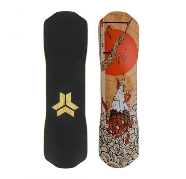 freebord Path Bamboo Deck