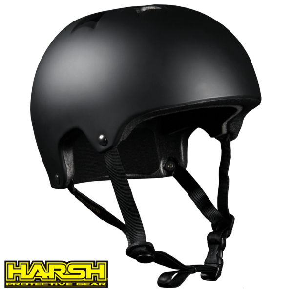 Harsh HX1 ESP PRO helmet black matt