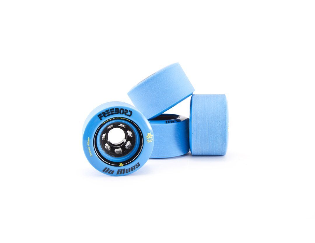 Freebord da blues edge wheels - Set Of 4