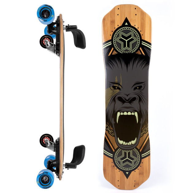 Freebord primal bamboo dablues complete