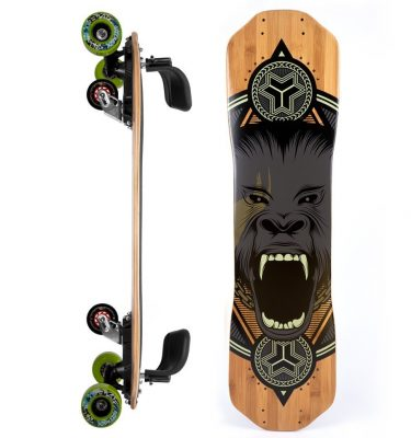 FREEBORD PRIMAL BAMBOO COMPLETE greengo