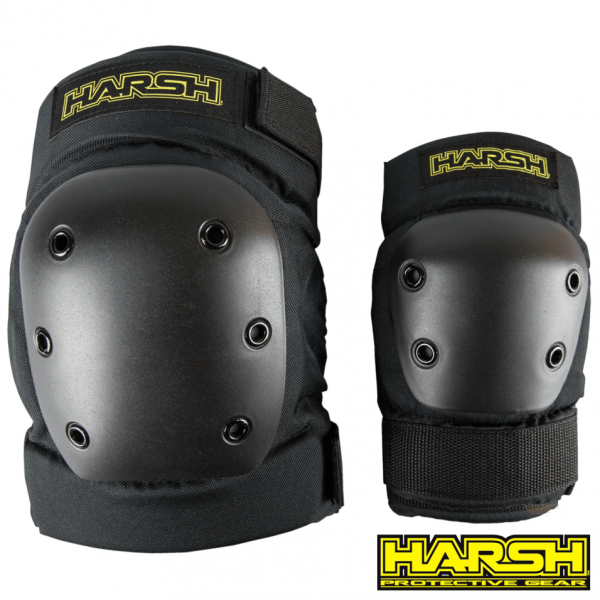 harsh pro elbow and knee pack