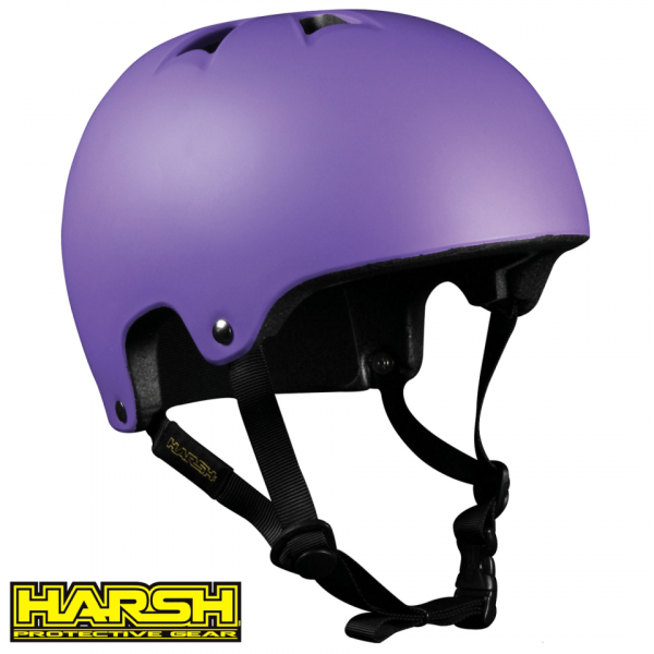 harsh helmet HX1 ESP PRO purple