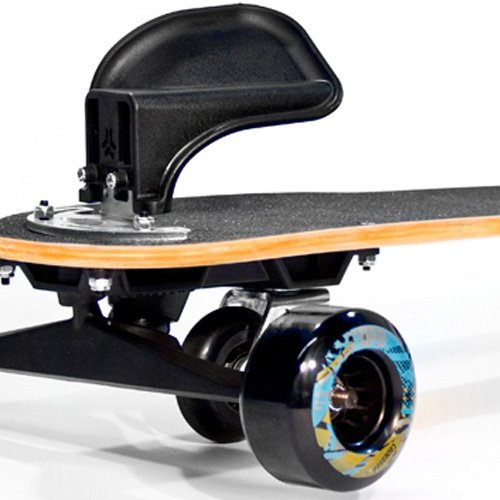 Freebord Complete with Slasher Edge Wheels and S2 Bindings