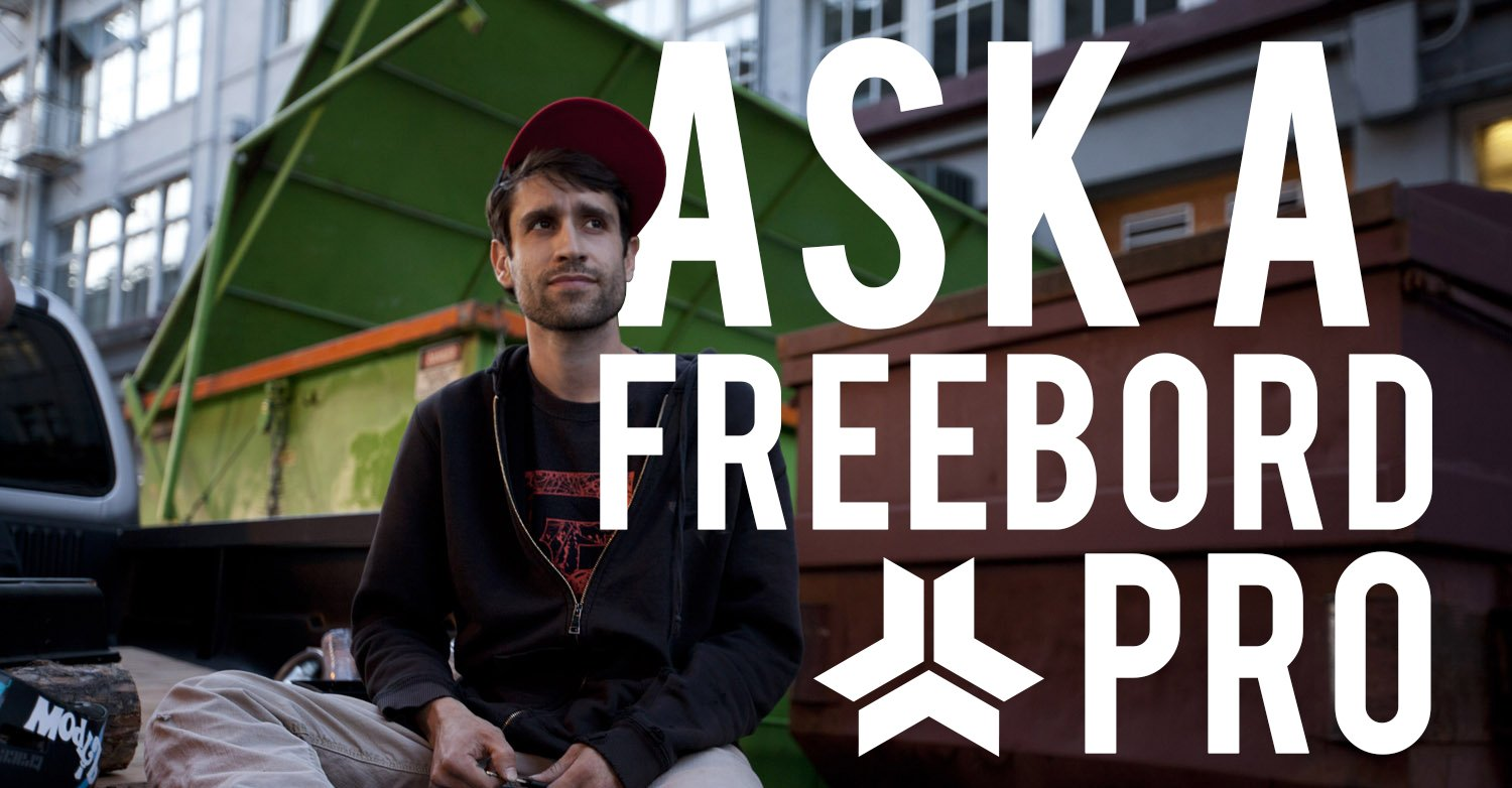 freebord truck tips and tricks ask a pro