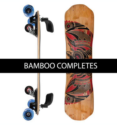 Bamboo Completes