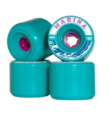 Entitlement Urethane Marina Edge Wheels - Longboard - Freebord - Shrewsbury Uk sale freebord-uk.com