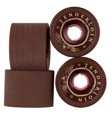 Entitlement Urethane Tenderloin Edge Wheels - Longboard - Freebord - Shrewsbury Uk sale freebord-uk.com