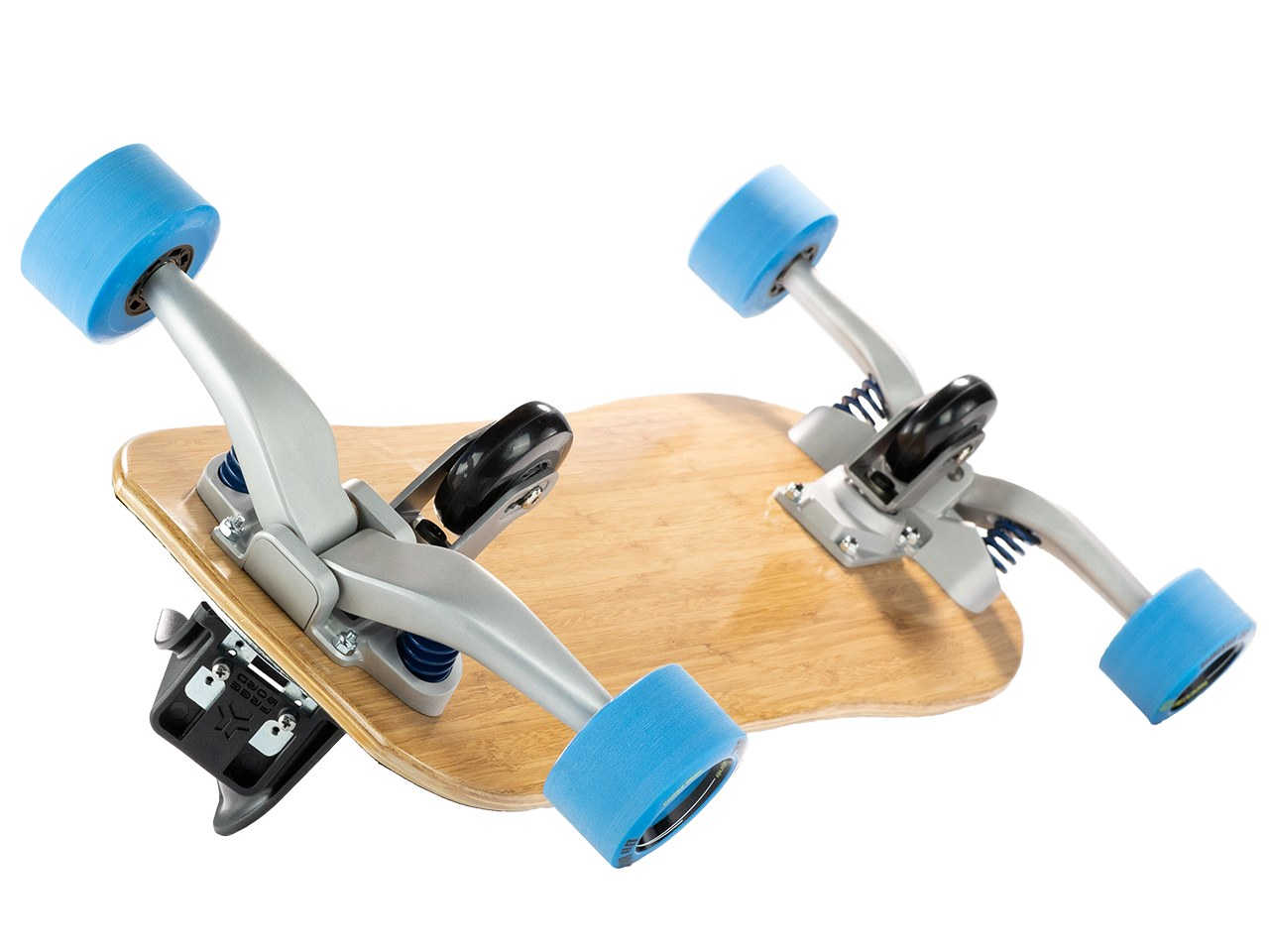 Freebord 5-X - The Next Generation Freebord - Snowboard The Streets - Freebord UK