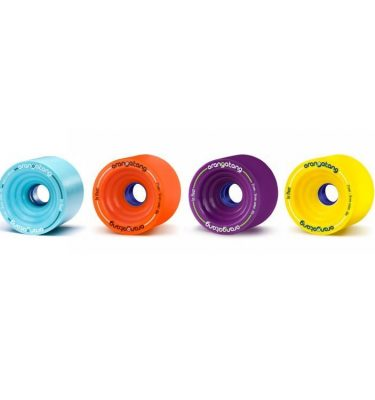 Orangatang In Heat Longboard Wheels - Freebord Spares UK